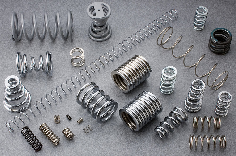 Springs Manufacturing Tension Springs Compression